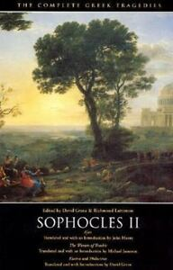 Sophocles-II-by-Sophocles-1969-Paperback-Reprint
