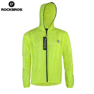 Sports-Raincoat-Cycling-Bike-Bicycle-Waterproof-Windproof-Rain-Coat-Jacket