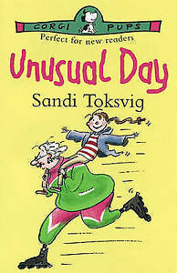 Unusual-Day-by-Sandi-Toksvig-Paperback-1997
