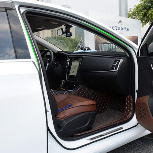 Car Auto Door Protector Rubber Seal Trunk Edge Trim Guard Weather Strip 1Meter