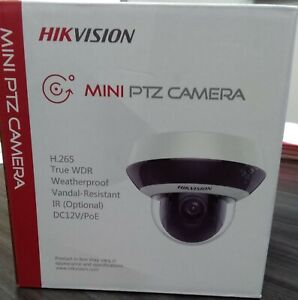 Hikvision DS-2DE2A204W-DE3 4MP Network Dome Camera With Night Vision