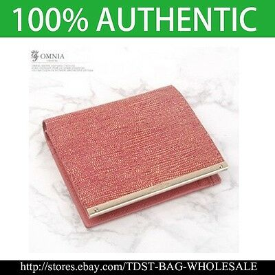 OMNIA Ladies GENUINE LEATHER WALLET/Purse  KR373S