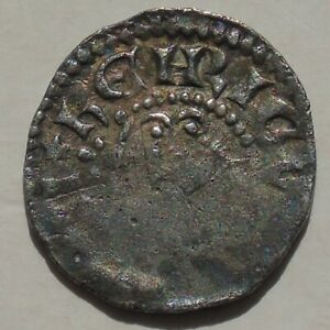 Jacobus Cocus of Norwich Henry III Hammered Silver Long Cross Penny mm Star 1.3g