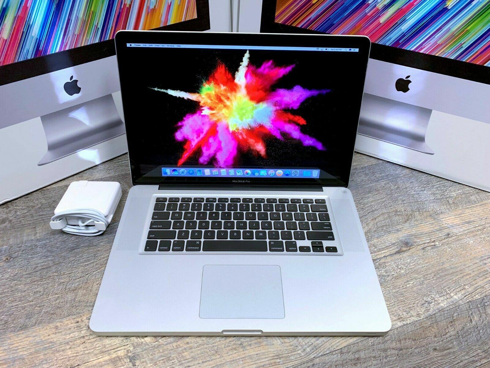 Apple MacBook Pro 15 / GRAY / 1TB SSD / 16GB RAM / INTEL CORE i7 / WARRANTY. Buy it now for 799.00