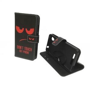 Cubierta-Protectora-de-Telefono-Movil-ZTE-Blade-A452-Dont-Tactil-Funda-Roja
