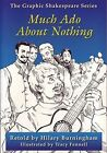 Much Ado About Nothing Graphic Shakespeare 9781783220984 by Hilary Burningham