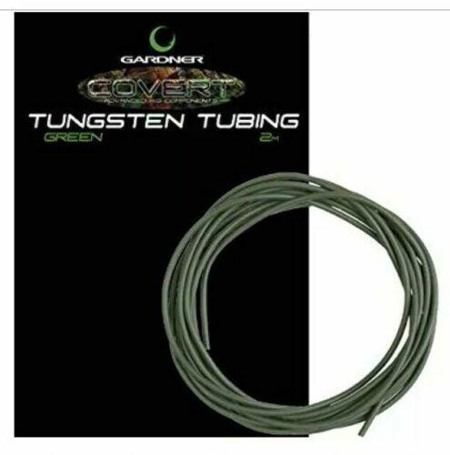 Gardner Covert Tungsten Tubing Green Free P/&P