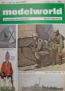 Modelworld-Vol-1-No-8-April-1973-Modellier-Magazin-Modell-Welt