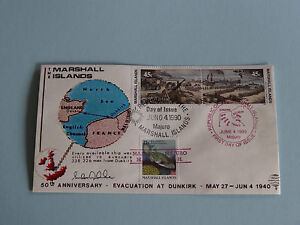 WWII FDC #9 Dunkirk Evacuation * Northern France * Britain
