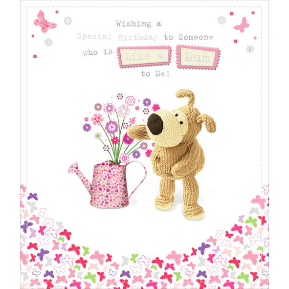 Boofle Like A Mum Happy Birthday Greeting Card Cute Range Greetings Cards