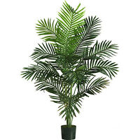 Paradise 5-foot Silk Palm Tree on sale