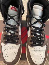 Travis Scott Air Jordan 1 High OG Size 11 Pre Owned