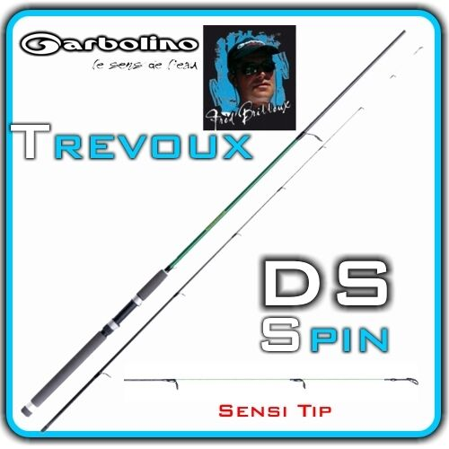 Garbolino Trevoux 270 Drop Shot stadia