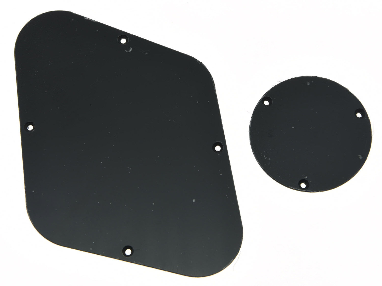 Placa Envolvente del Interruptor selector Timbre//Agudos para Epiphone Les Paul Gibson