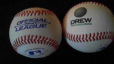 Modestil Iaa 2016 Hannover Original Baseball Drew Technologies Fsolb Official League Ball Ausgereifte Technologien Baseball Sport