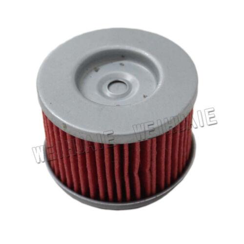 3x Oil Filter For Honda Rancher TRX300 350 TRX420 TRX300EX TRX400EX Fourtrax 300