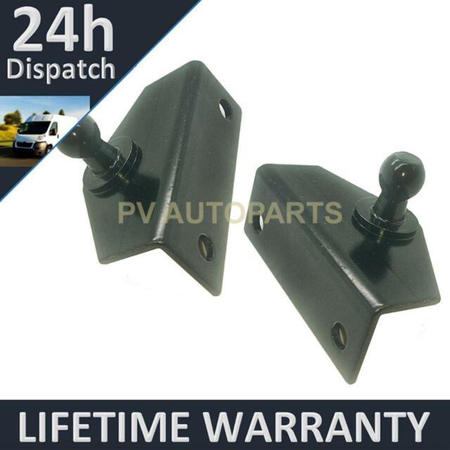 Soporte Negro Multi Fit GSF32 Par De Gas Puntal final Accesorios 10 mm Pin Ball