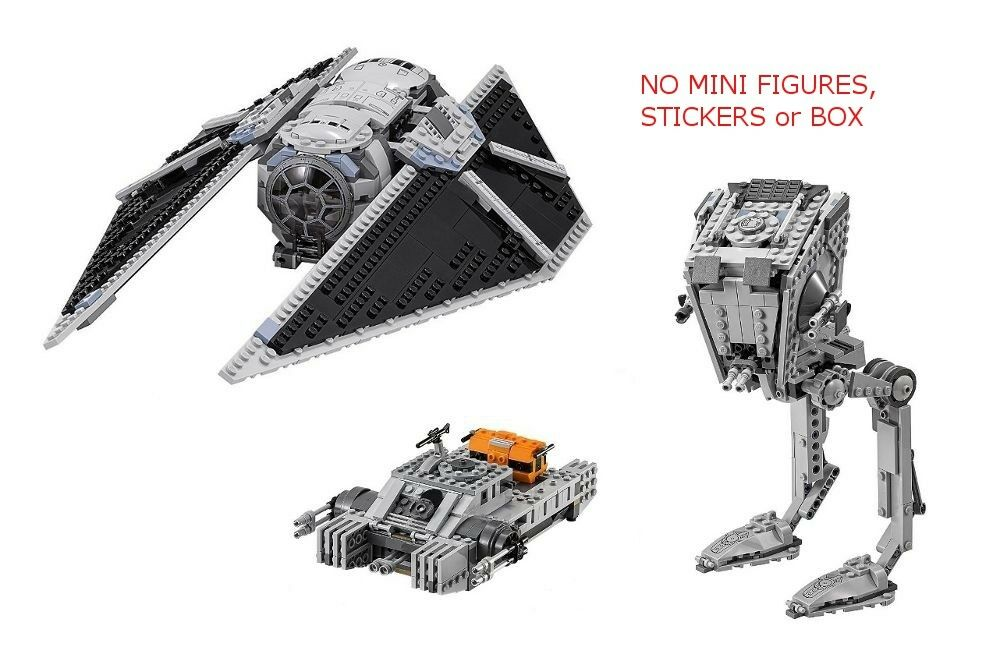 LEGO Star Wars  Rogue One - 75154, 75153, 75152 - NO MINI FIGURES   BOX