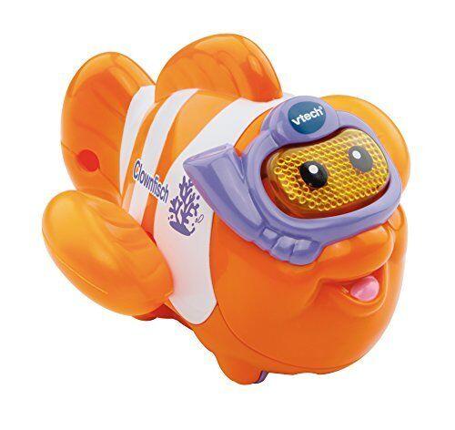 Vtech Baby 80-187304 Tut Badewelt Clownfisch orange//weiß