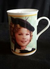 Danbury Mint Shirley Temple curly top 1935 Collectors Mug