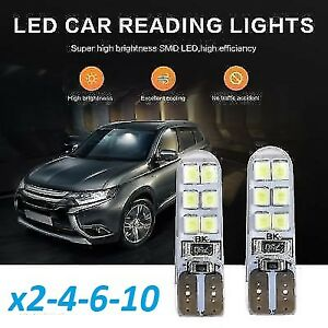 Bombillas-T10-LED-Silicona-Canbus-Cob-12SMD-2835-5630-5W5-DC12V-Car-Bulbs