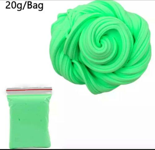 Colorful Slime Clay Fluffy Floam Snow Mud Handmade Soft Educational Toy For kids