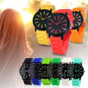 Unisex-Men-Women-Silicone-Rubber-Jelly-Gel-Quartz-Analog-Sports-Wrist-Watch