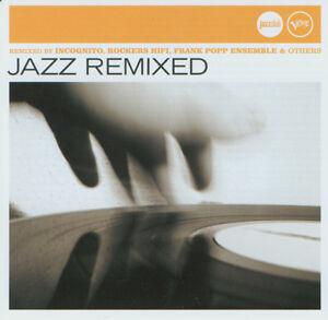 Compilation-CD-Jazz-Remixed-Europe-M-M