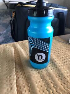 Nuun Water Bottle 21oz Blue BPA-Free Bottle /& Pop-Top Lid