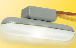 Viessmann-6365-Plate-Forme-de-la-Lumiere-Suspendu-Blanc-Led-H0