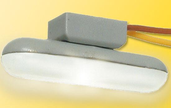 Viessmann 6365 Lámpara de Plataforma Colgantes Blancas Led,H0
