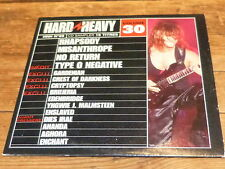 Various – HARD & HEAVY 30- RHAPSODY  ! RARE CD FRANCE