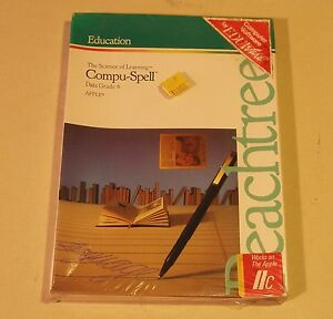 Compu-Spell-Data-Grade-6-for-Apple-II-Plus-Apple-IIe-IIc-IIGS-NEW