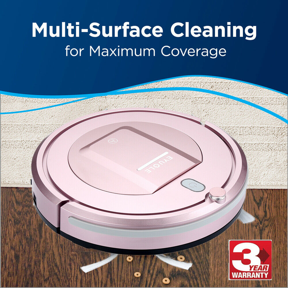 Eyugle Sweeping Vacuum Robot Cleaner 500pa Suction Anti-falling Anti-collision
