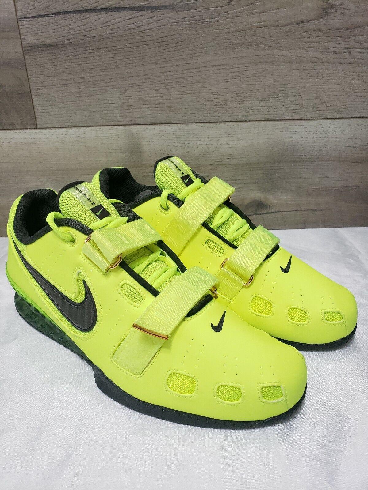 22030cb07407 ROMALEOS II 2 WEIGHTLIFTING TRAINING  476927 700  13 NIKE SHOES  nzaryo2323-Athletic Shoes