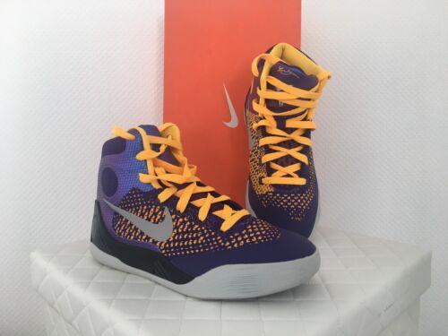 kobe bryant Sneaker Nike Kobe IX Elite GS 36 Kids Women NBA La Lakers