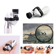 Mini Pocket 8x20 HD Corner Fernrohr Draussen Travel  Monocular Telescope Zoom