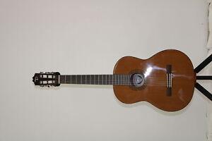 Dean Guitars 6 String Dean Espana Classical Plus Solid Cedar Guitar-Gloss Natura