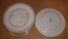8 Royal Doulton England Fine China White Nile Salad Plates TC 1122
