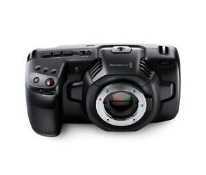 100% Vrai Blackmagic Pocket Cinema Camera 4k Neuf Vendu Par Un Courtier En Stock-afficher Le Titre D'origine