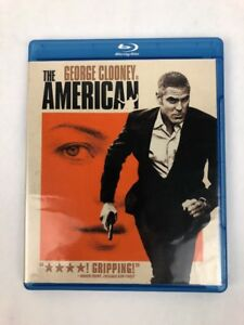 The-American-Blu-ray-Disc-2010-Clooney-Free-Same-Day-Fast-Free-Shipping