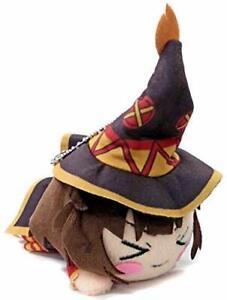 Konosuba-kuttari-nesoberi-Anime-pequena-muneca-de-felpa-Kazuma-039-S-Fiesta-megumin-SG3613