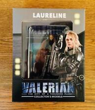 Valerian Collectors Models LAURELINE Figurine Cara Delevingne Figure Eaglemoss