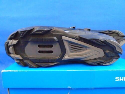 Hommes Shimano Enduro Me5 Bike Trail Noir Vtt Chaussures Taille 9 Mountain 8 rr70Wan