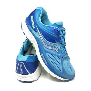 Saucony Guide 10 Womens Blue Athletic