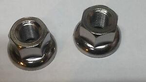2-x-Fixie-Track-rear-Hub-M10-Nuts