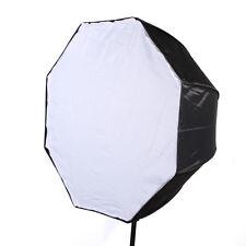 90cm Umbrella Softbox Octabox Schirm Reflektor für Fotografie Flash Blitzgerät