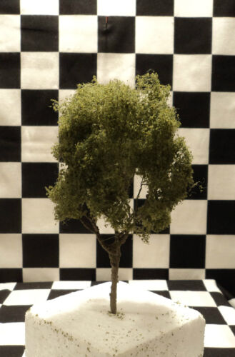"JTT SCENERY 96030 PROFESSIONAL SERIES 6/"" MOUNTAIN GUM TREE 1//PK 0-SCALE"