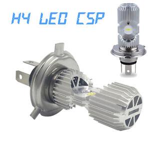 Lampe-H4-LED-ampoule-camion-auto-moto-6000k-feux-style-xenon-phare-Blanc-12-24V