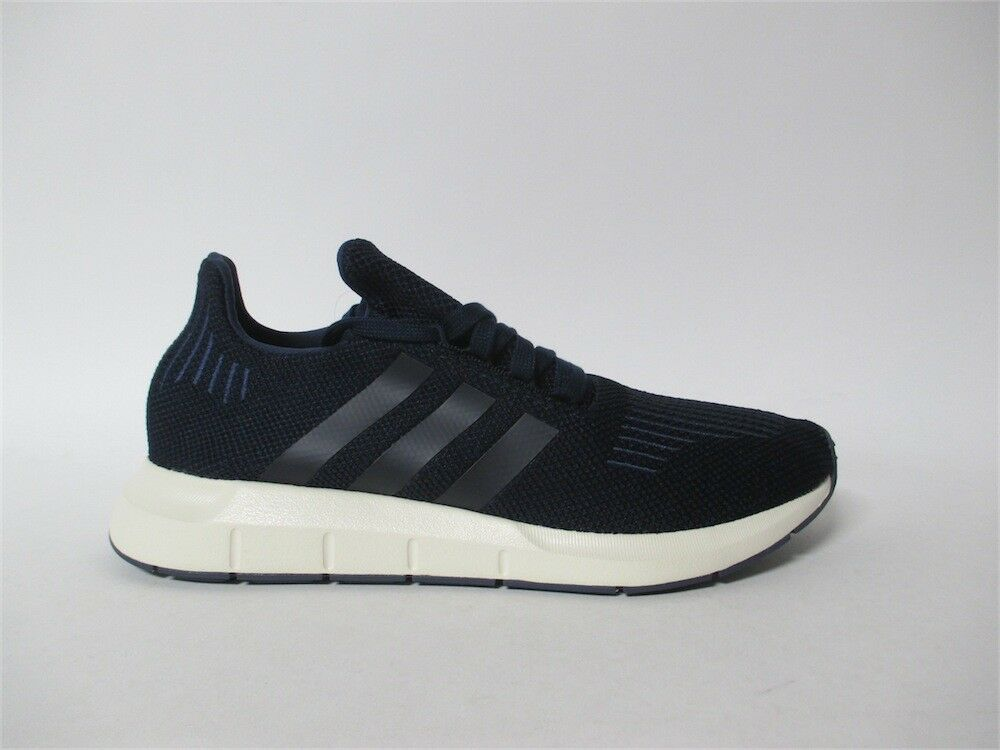 Adidas Swift Run Navy Black Sz 9 AC7165